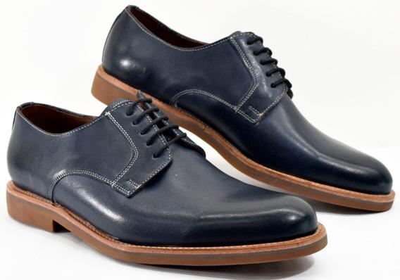 Zapato Hombre Cuero Vestir Giorgio Beneti M239 Calzados Susy