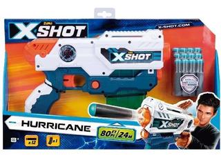 Pistola Lanza Dardos Zuru X-shot Excel Hurricane 17mts
