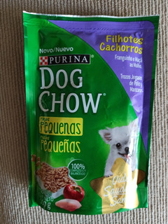 Dog Chow - Raza Pequeña - Pollo Y Manzana