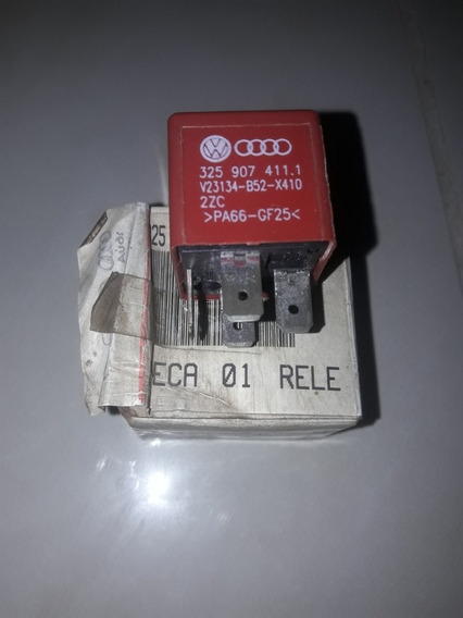 Relé Auxiliar Original Vw 325 907411.1
