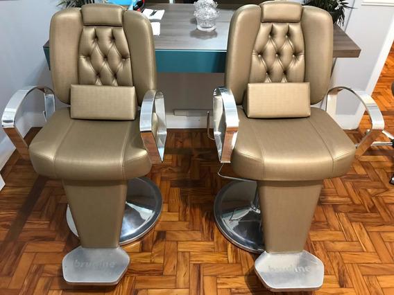 Cadeira Maquiagem/cílios Luxo