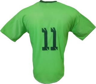 Kit 10 Camisas Uniformes De Futebol - Suprema Adulto