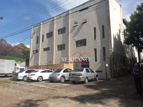 Galpão À Venda, 1529 M² Por R$ 2.400.000,00 - Chácaras São Bento - Valinhos/sp - Ga0050