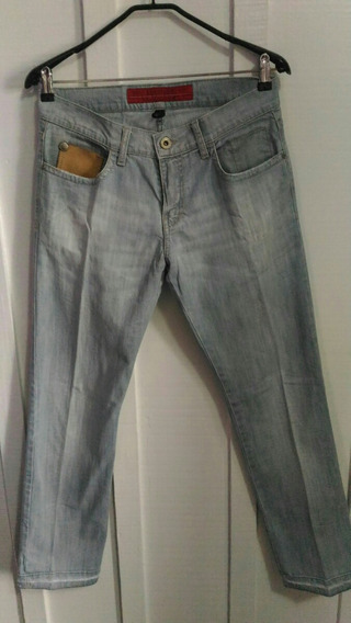 Calça Ellus Usada 38 Jeans Clara