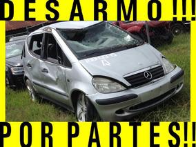 Completa O Partes, Mercedes Clase A 160 2005 Refacciones