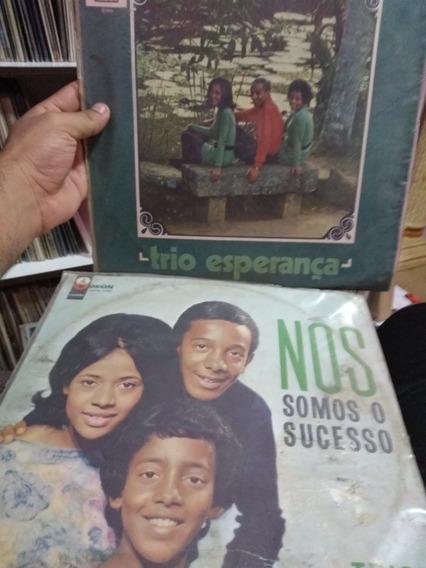 Lps Trio Esperança Nos Somos O Sucesso Trio Esperança 1970