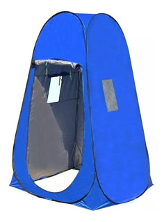 Carpa Autoarmable Más Grande Vestidor Baño Ideal Camping