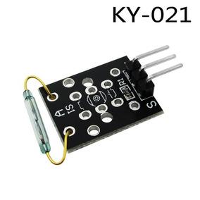Módulo Sensor Magnético Ky021 Arduino