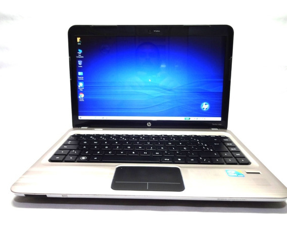 Notebook Hp Pavilion Dm4 Core I5 6gb 500gb Radeon Seminovo