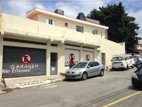 Imagem 1 de 18 de Casa-carapicuíba-jardim Novo Horizonte   Ref.: Reo500719 - Reo500719