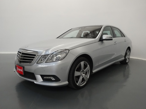 Mercedes Benz E500 Avantgarde 2011