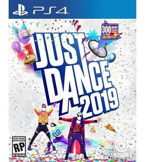 Just Dance 2019- Ps4 Entrega Inmediata
