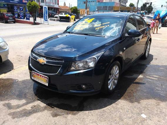 Chevrolet Cruze 1.8 Ltz Ecotec 6 Aut. 4p 2014/2014