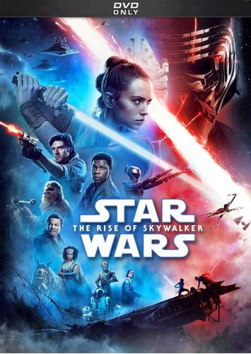 Dvd Star Wars 9 The Rise Of Skywalker / Ascenso De Skywalker