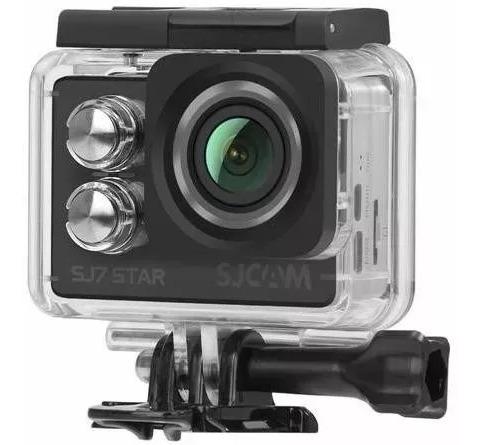 Câmera Sjcam Sj7 Star 4k Wifi + Acessórios