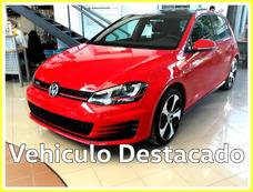 Volkswagen Golf Gti 5 Puertas Tsi Turbo + Cuero Y Navegador