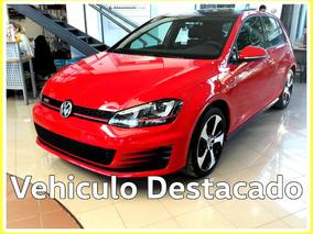 Volkswagen Golf Gti 5puertas Tsi Turbo Cuero/navegador 2018