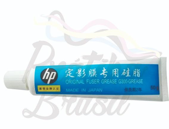 Graxas Lubrificante Película Teflon Fusor Hp - Graxa Branca