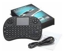 Teclado Sem Fio Para Smart Tv E Tv Box Hpsis