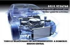 Servicio Especializado De Escaner Automotriz A Domicilio