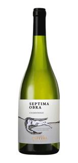 Vino Septima Obra Chardonnay X750cc
