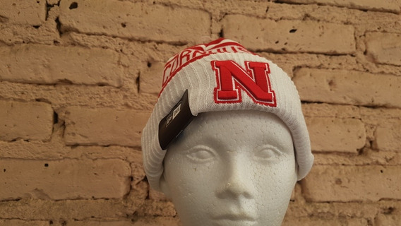 Gorro New Era Nebraska Nuevo Y Original