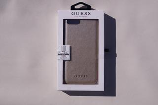 Funda Protector Para iPhone 8 Plus / 7 Plus / 6 Plus Guess