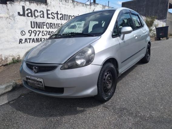 Honda Fit Lx 1.4 2005 Gasolina