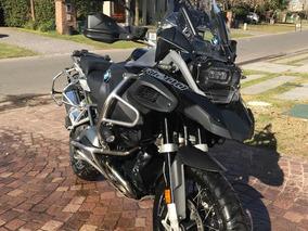 Bmw Gs 1200 Adventure Triple Black , Full Full Igual A Nueva