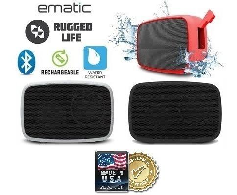 Caixinha De Som Bluetooth - Made In Usa - Similar Jbl