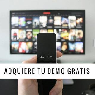Television Por Internet - Iptv - El Mejor Servicio