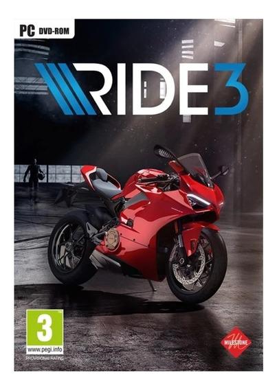 Ride 3 - Pc Mídia Digital
