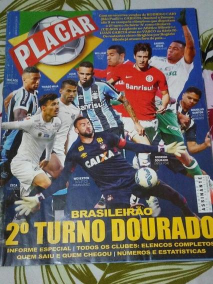 Guia Placar Brasileirão 2016 2° Turno