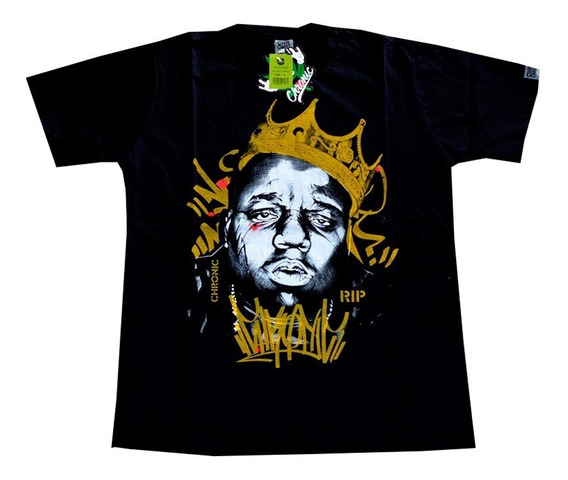 Camiseta Chronic Notorious Big Original