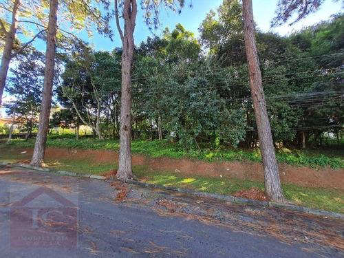 Terreno À Venda, 1000 M² Por R$ 180.000,00 - Pinheiros Tênis Village - Cotia/sp - Te0455