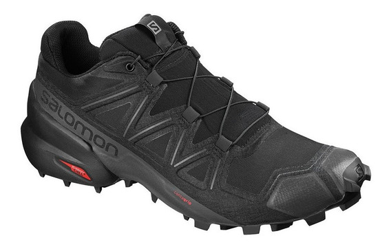 Zapatilla Salomon Speedcross 5m Negro