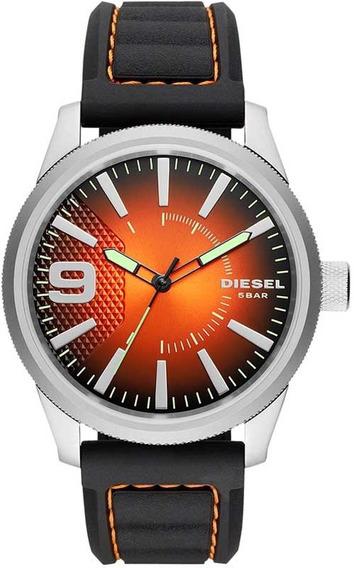 Relógio Diesel Masculino Rasp Nsbb Dz1858/0mn