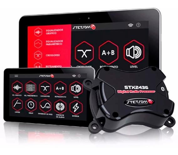 Processador Stx2436 Stetsom Crossover Automotivo Bluetooth