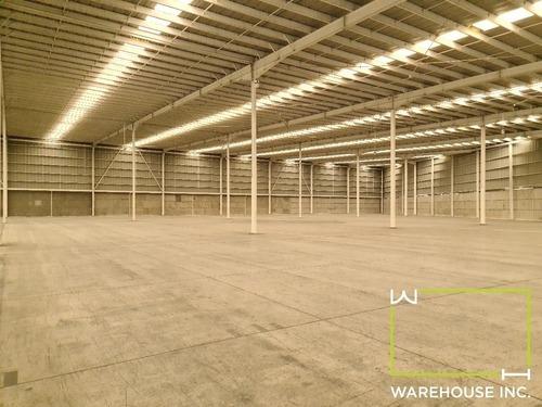 Imagen 1 de 8 de Bodega Industrial En Renta Lerma Toluca