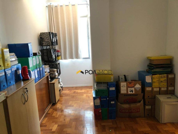 Apartamento Com 1 Dormitório À Venda, 32 M² Por R$ 270.000 - Centro - Rio De Janeiro/rj - Ap3719