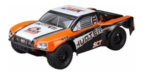 Automodelo Eletrico Completo Short Course Dhk Hunter 4x4 Top