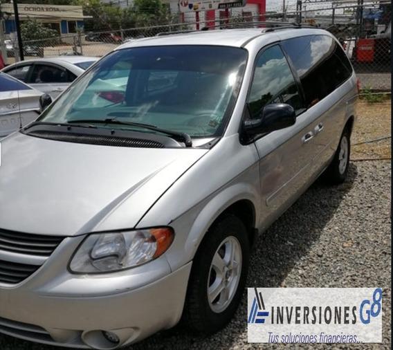 Oferta, Dodge Grand Caravan Sxt, Cris, Año 2006