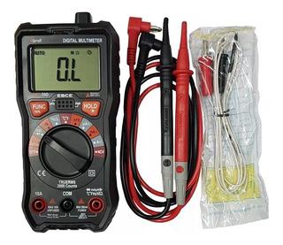 Tester Multimetro Autorango Digital Gralf Premium Compacto