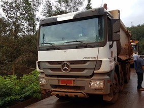 Actros 4844k 8x4 Ano 2010/2011