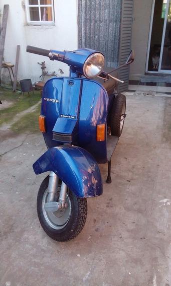 Vespa Moto Clasica Vespa