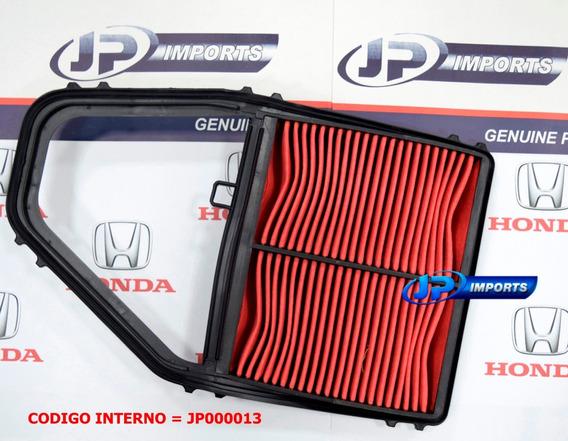 Filtro Ar Honda Civic 1.7 16v 01 A 05 17220plc000 Jp000013