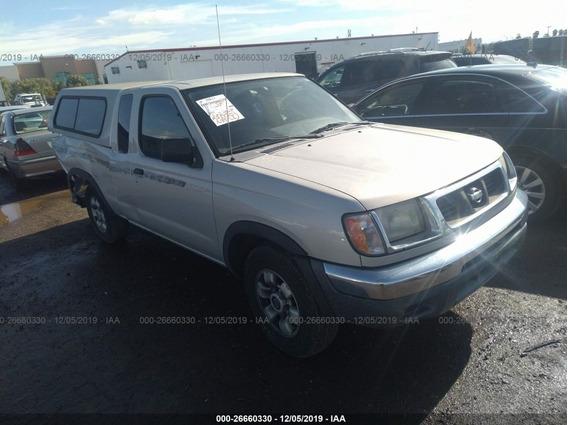 Nissan Frontier 1998 Yonkeado Para Partes