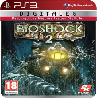 Bioshock 2 Ps3 (9,1gb) - No Codigo