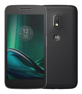 Celular Motorola Moto G4 Play 16gb Dual Tv Xt1603 - Vitrine