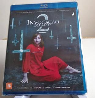 Blu-ray Invocação Do Mal 2 - Original E Lacrado
